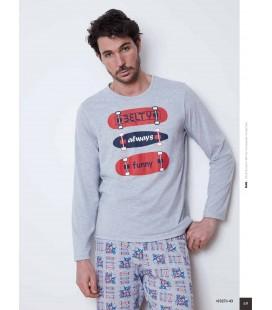 Pijama hombre de invierno