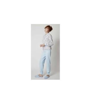 Pijama mujer manga larga de Belty