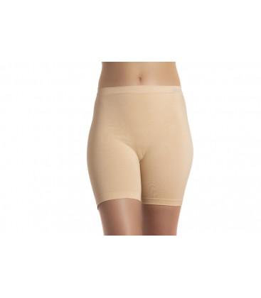 Pantalón sin costuras largo de algodón