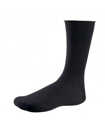 Calcetines hombre de bambú sin puño