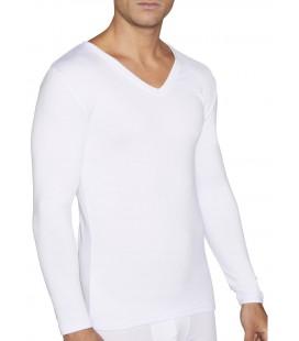 Camiseta térmica manga larga de hombre