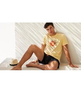 Pijama hombre juvenil de verano Promise