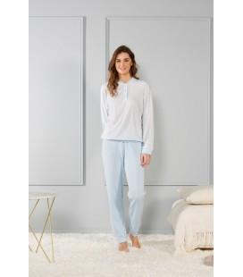 Pijama clásico señora de Belty